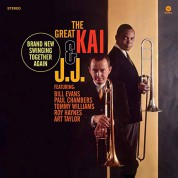 Kai Winding, J.J. Johnson: The Great Kai & J.J. - Plak