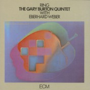 Gary Burton Quintet with Eberhard Weber: Ring - CD