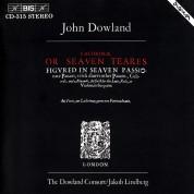 Dowland Consort, Jakob Lindberg: Dowland: Lacrimae, or seaven teares - CD