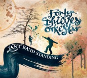 Forty Thieves Orkestar, Aidan Love: Last Band Standing - CD