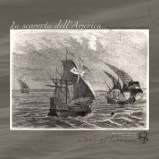 Ennio Morricone: Alla Scoperta Dell'America (Ash Grey Marbled Vinyl) - Plak