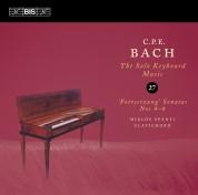 Miklós Spányi: C.P.E. Bach: Solo Keyboard Music, Vol. 27 - CD