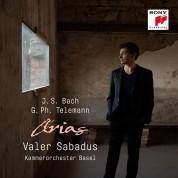 Valer Sabadus: Arias (Bach & Telemann) - CD
