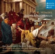 Nuria Rial, Lucia Duchonova, Lothar Odinius: Händel: Judas Maccabaeus - CD