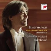 Kent Nagano, Orchestre  Symphoique de Montreal: Beethoven: Symphony No. 9 - CD