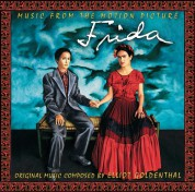 Elliot Goldenthal: OST - Frida - CD