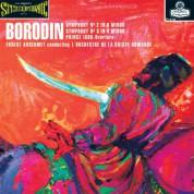 Orchestre de la Suisse Romande, Ernest Ansermet: Borodin: Symphonies Nos. 2 & 3 - Plak
