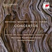 Reinhard Goebel, Münchner Rundfunkorchester: Beethoven's World - CD