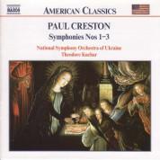Creston: Symphonies Nos. 1- 3 - CD