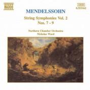 Mendelssohn: String Symphonies, Vol.  2 - CD