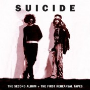 Suicide: The Second Album + The First Rehearsal Tapes - CD