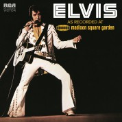 Elvis Presley: As Recorded At Madison Square Garden - Plak