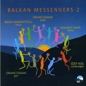 Balkan Messengers 2 - CD