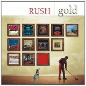 Rush: Gold - CD