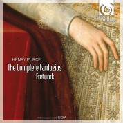 Fretwork: Purcell: The Complete Fantazias - CD
