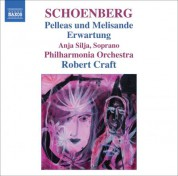 Philharmonia Orchestra: Schoenberg, A.: Pelleas Und Melisande / Erwartung - CD