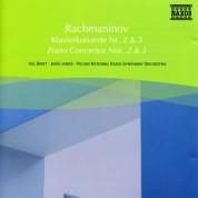 Çeşitli Sanatçılar: Rachmaninov: Piano Concertos Nos. 2 and 3 - CD