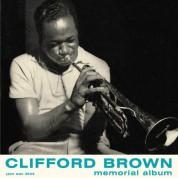 Clifford Brown: Memorial Album - Plak
