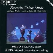Diego Blanco: Favourite Guitar Music - CD