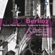 André Previn: Berlioz: Grande Messe des Morts, Symphonie fantastique - CD