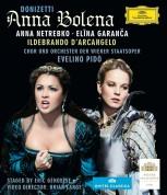 Anna Netrebko, Chor und Orchester der Wiener Staatsoper, Elina Garanča, Evelino Pidò, Ildebrando D'Arcangelo: Donizetti: Anna Bolena - BluRay