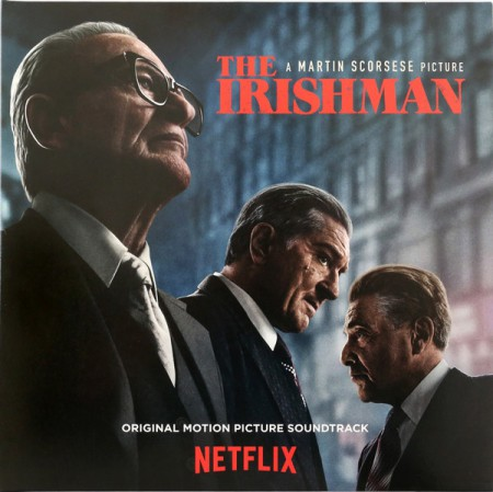 Çeşitli Sanatçılar: The Irishman (Original Motion Picture Soundtrack) - Plak