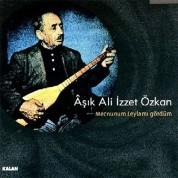 Aşık Ali İzzet Özkan: Mecnunum Leylamı Gördüm - CD
