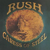 Rush: Caress Of Steel - Plak