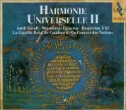 Çeşitli Sanatçılar, Hesperion XX: Harmonie Universelle II: CD catalogue Alia Vox 2004 - CD