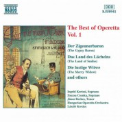 Zsuzsa Csonka: Best of Operetta, Vol. 1 - CD