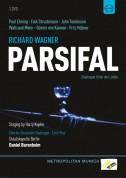 Poul Elming, Fritz Hubner, Gunter von Kannen, Waltraud Meier, Staatskapelle Berlin, Daniel Barenboim: Wagner: Parsifal - DVD