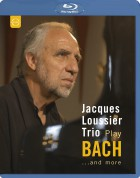Jacques Loussier: Plays Bach and more - BluRay