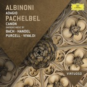Çeşitli Sanatçılar: Pachelbel: Canon - Baroque Music By Bach, Handel, Purcell, Vivaldi - CD