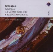 Jean François Heisse: Granados: Goyescas, 12 Danzas Espanolas, 6 Escenas Romanticas - CD