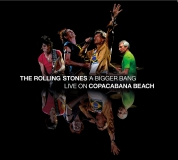 Rolling Stones: A Bigger Bang: Live On Copacabana Beach 2006 - CD