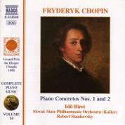 İdil Biret: Chopin: Piano Concertos Nos. 1 & 2 - CD