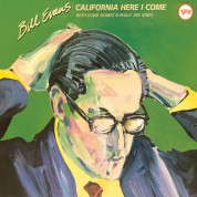 Bill Evans: California Here I Come - CD
