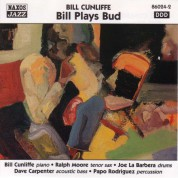 Cunliffe, Bill: Bill Plays Bud - CD