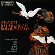 St. Christopher Chamber Orchestra, Donatas Katkus: Balakauskas: Chamber music - CD