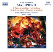 Peter Maag: Malipiero: Il finto Arlecchino - Vivaldiana - CD