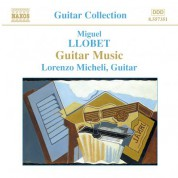 Llobet: Guitar Works (Complete) - CD