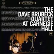 Dave Brubeck: The Dave Brubeck Quartet At Carnegie Hall - Plak