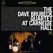 Dave Brubeck: The Dave Brubeck Quartet At Carnegie Hall - Plak