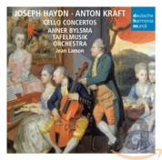 Anner Bylsma, Tafelmusik Baroque Orchestra, Jean Lamon: Haydn, Kraft: Cello Concerto - CD