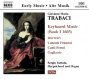 Trabaci: Keyboard Music, Book 1 - CD