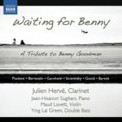 Julien Herve: Waiting for Benny: A Tribute to Benny Goodman - CD