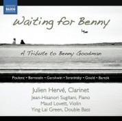 Julien Herve: Waiting for Benny: A Tribute to Benny Goodman - CD