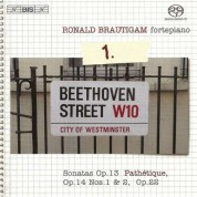 Ronald Brautigam: Beethoven - Complete works for solo piano, Vol.1 - SACD