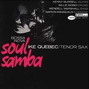 Ike Quebec: Soul Samba Bossa Nova (45rpm-edition) - Plak