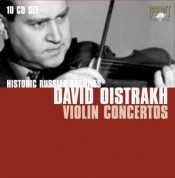 David Oistrakh: Historical Russian Archives - David Oistrakh - CD